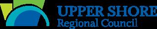 Upper Shore Regional Council logo.